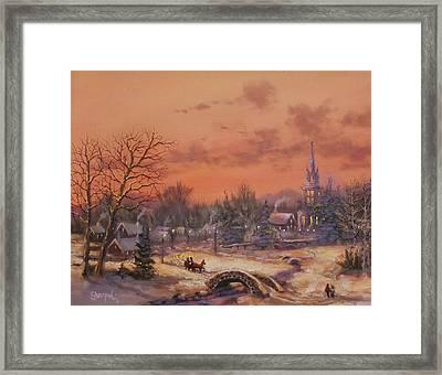 American Classic Framed Print by Tom Shropshire