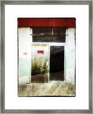 American Decay - Sears And Roebuck  Framed Print by Steven Digman