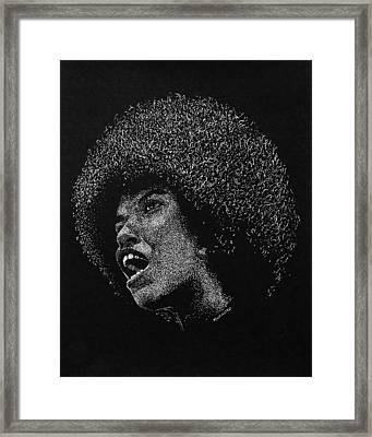 American Diversity Framed Print by Michael Wicksted