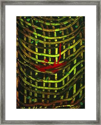 American Factory Framed Print by Gayland Morris