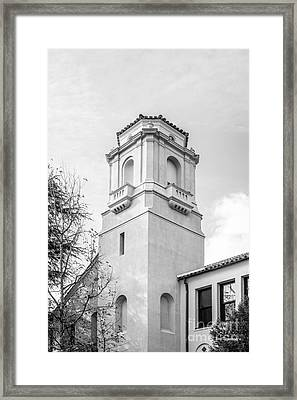 American Film Institute Mayer Library Building Framed Print by University Icons