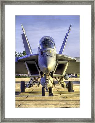 American Firepower  Framed Print by JC Findley