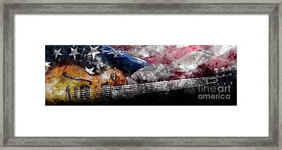 American Heritage Framed Print