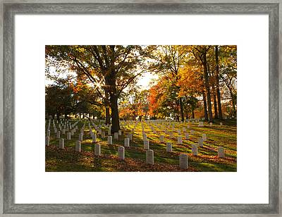 American Heroes Framed Print by Brian Governale