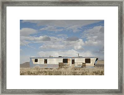 American Home Framed Print