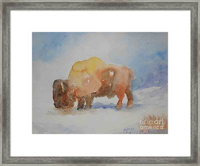 American Icon Framed Print by Linda Rupard