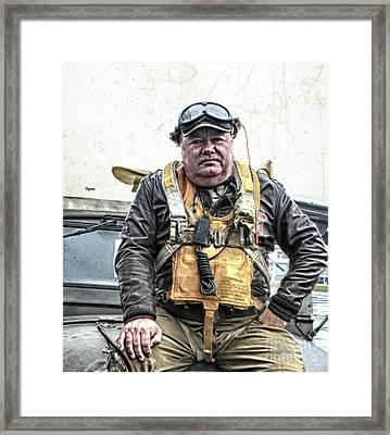 American Matador  Framed Print by Steven Digman