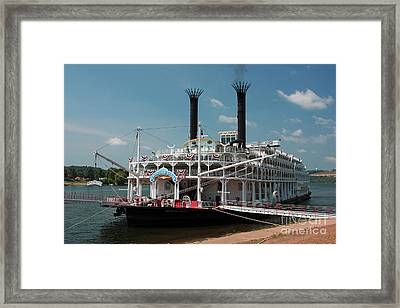 American Queen Framed Print