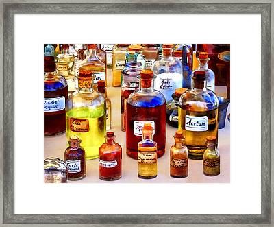 American Revolution Medicine Framed Print
