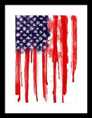 American Framed Prints