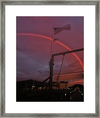 American Trilogy Framed Print