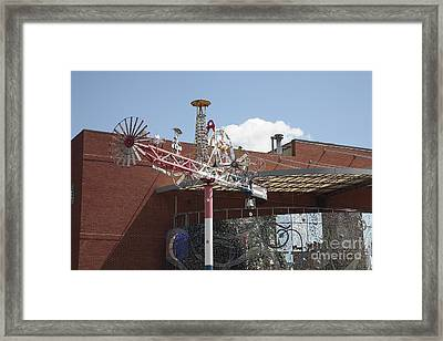 American Visionary Art Museum In Baltimore Framed Print