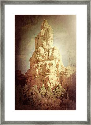 American West Framed Print by Jim Cook