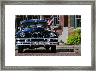 Americana Framed Print