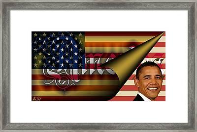 Americas New Design 2009 Framed Print by Helmut Rottler