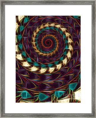 Americindian Framed Print