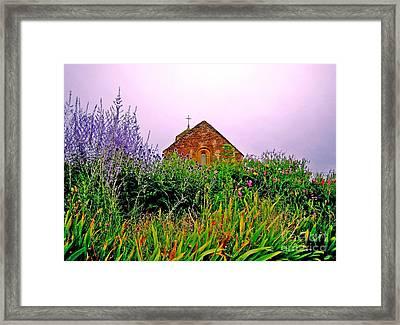 Ameugny 3 Framed Print