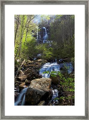 Amicalola Falls Framed Print