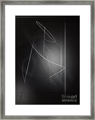 Amorphism Framed Print