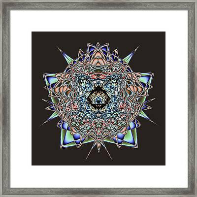 Amphlegman Framed Print