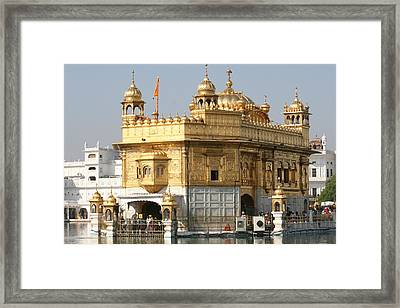 Amritsar Framed Print by Andrei Fried