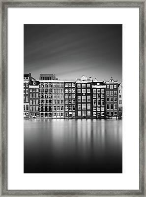 Amsterdam, Damrak I Framed Print by Ivo Kerssemakers