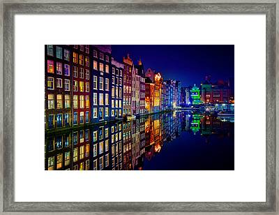 Amsterdam Framed Print by Juan Pablo Demiguel