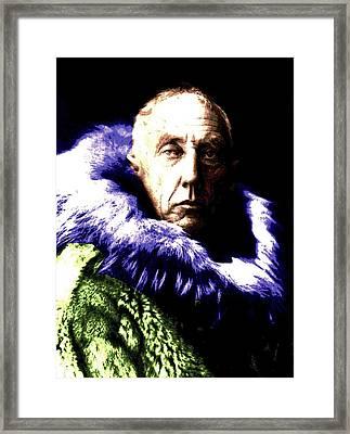 Amundsen 2 Framed Print