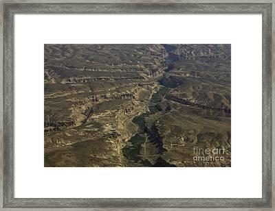An Afghan Valley Framed Print by Tim Grams