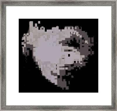 An American Artist Framed Print by Harold Shull