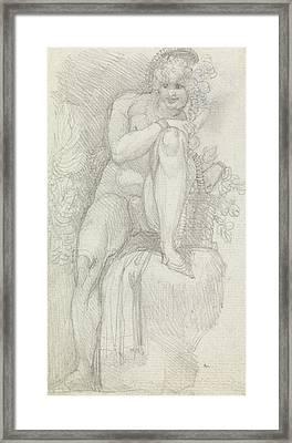 An Hermaphrodite Framed Print