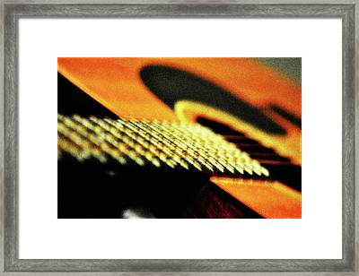 An Old Friend Framed Print by Bill Cannon