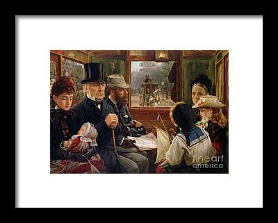 Gladstone Framed Prints