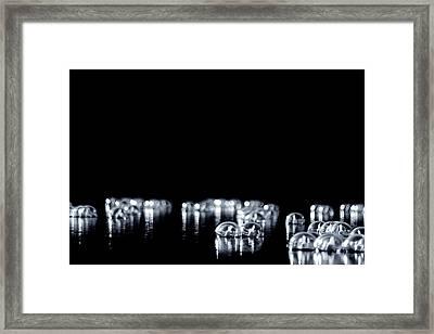 Anadl Framed Print