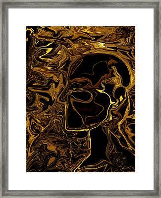 Anatomy Framed Print by Jeff DOttavio