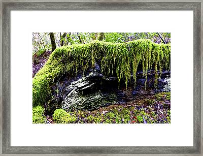 Ancient Dwelling Framed Print by JoAnn SkyWatcher