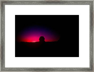 Ancient Evenings Framed Print