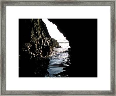 Ancient Reflections  Framed Print by Kicking Bear  Productions