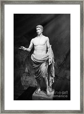 Ancient Roman People - Ancient Rome Framed Print