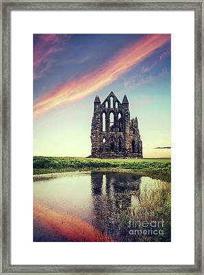 Ancient Spirit Rising Framed Print