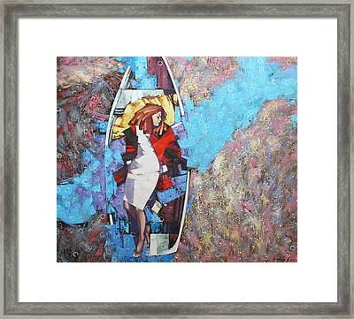 And I Dreamed Framed Print by Anastasija Kraineva