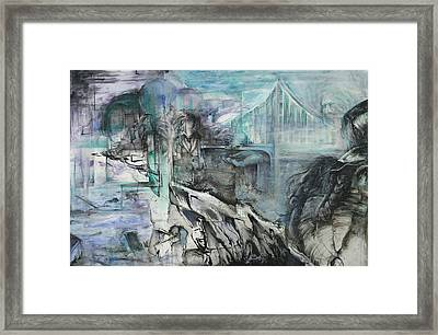 And It Was My Favorite Tree Framed Print by Henry Keller