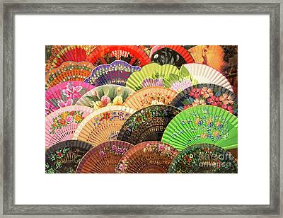 Andalusia Colors Framed Print