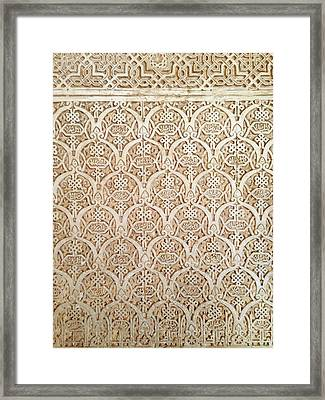 Andalusia Framed Print