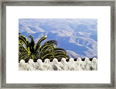 Andalusian View Framed Print by Heiko Koehrer-Wagner