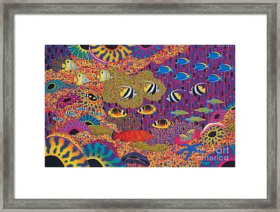 Andaman 4 Framed Print