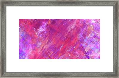 Andee Design Abstract 15 2017 Framed Print