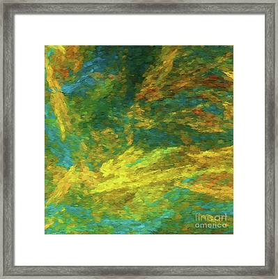 Framed Print featuring the photograph Andee Design Abstract 16 A 2018 by Andee Design