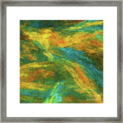 Framed Print featuring the photograph Andee Design Abstract 16 B 2018 by Andee Design