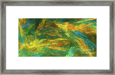 Framed Print featuring the photograph Andee Design Abstract 16 C 2018 by Andee Design
